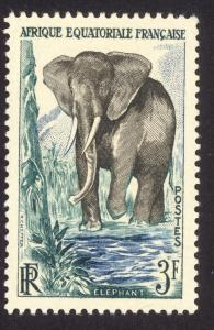 French Equatorial Africa 197 MH
