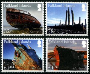 2020 Falkland Is Shipwrecke Pt 4 (4) (Scott NA) MNH