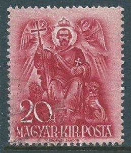 Hungary, Sc #518, 20f Used