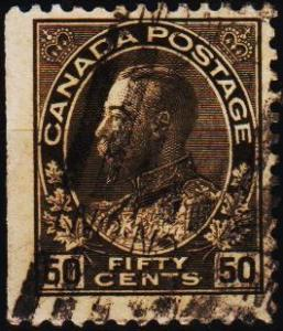 Canada.1912 50c S.G.215 Fine Used