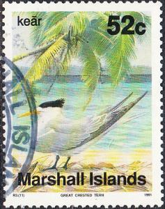 Marshall Islands   #362   Used