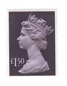 Great Britain ScMH173 £1.50 Machin Head stamp NH