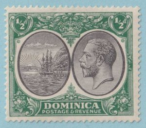 DOMINICA 65  MINT HINGED OG * NO FAULTS VERY FINE!