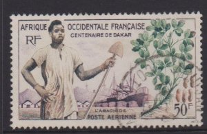 French West Africa Sc#C26 Used