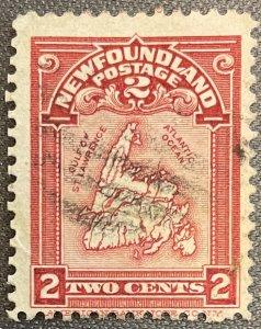 Newfoundland # 86 Used