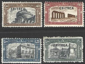 Eritrea #B17-B20 MNH Full Set of 4 cv $46
