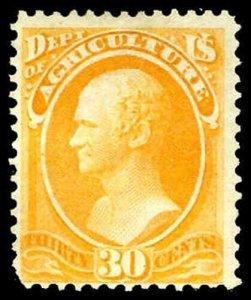 U.S. OFFICIALS O9  Mint (ID # 79853)