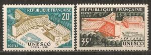 France #893-4 Mint Never Hinged