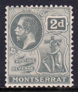 Montserrat - Scott #45 - MH - SCV $2.25