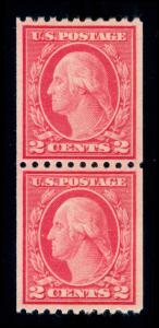 MOMEN: US STAMPS #487 MINT OG NH PSE GRADED CERT #1325522 XF-90