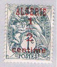 Algeria P1 MLH Surcharge 1924 (BP29435)