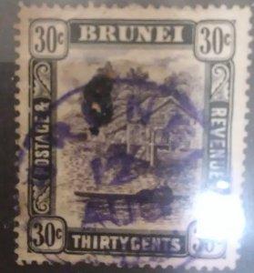 Brunei Scott #31 (1902)