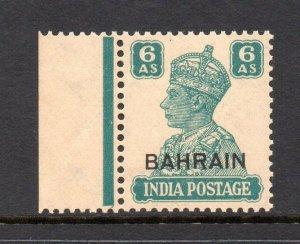 Bahrain 1942 KGVI  6a SG 48 mint CV £20