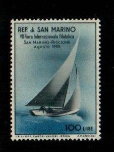 San Marino #358  MNHint  Scott $5.00