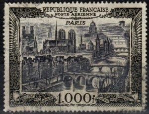 France #C27 F-VF Used  CV $27.00  (X7003)