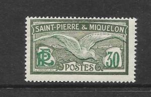 ST PIERRE #93  MLH