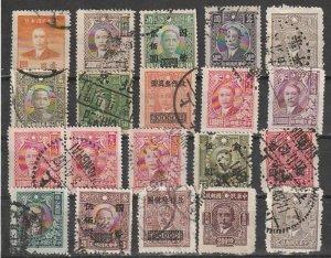 China Used lot #191005-5