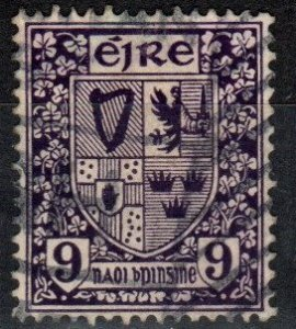Ireland #74  F-VF  Used CV $25.00 (X2788)
