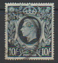 GB George VI  SG 478 Used