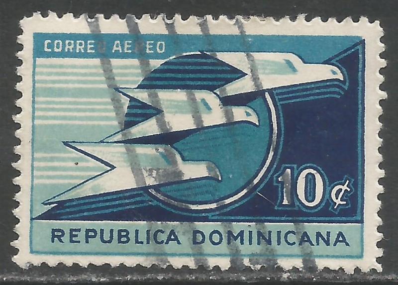 DOMINICAN REPUBLIC C22 VFU H638-2