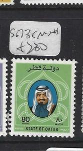QATAR  (P0304BB)  SHEIKH  SG 736  35 DH   MNH