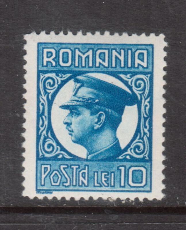 Romania #413 Mint Never Hinged