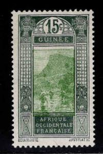 FRENCH GUINEA Scott 72 MH* stamp