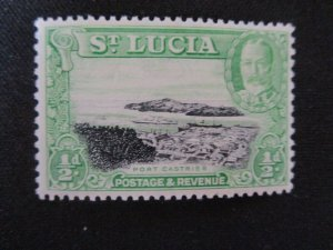 St. Lucia #95a Mint Never Hinged WDWPhilatelic (H6L7)