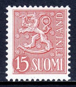 Finland - Scott #317 - MH - SCV $4.00