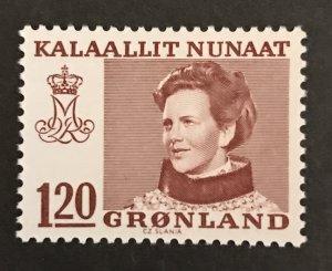 Greenland 1978 #93 MNH, CV $.75