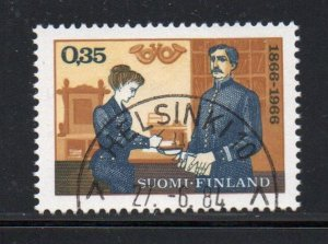 Finland Sc 439 1966 NORDIA Stamp Exhibition stamp used