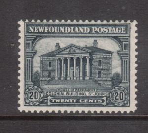 Newfoundland #157 NH Mint