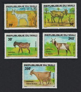 Mali Goats 5v SG#988-992