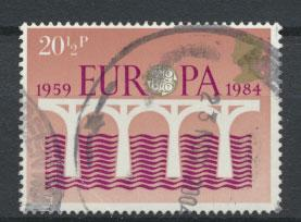 Great Britain SG 1251 - Used - Europa
