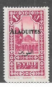 Alaouites #29  (MLH)  CV $2.75