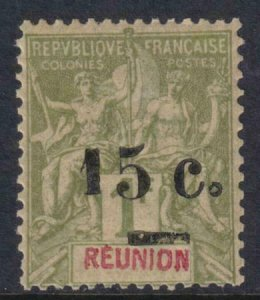 Reunion 1901 SC 59/Maury 54C LH Short 1