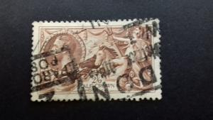 Great Britain 1913 King George V Used