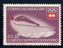 Paraguay Scott # 785, mint
