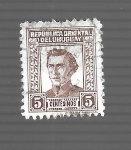 Uruguay 1939 - U - Scott #497