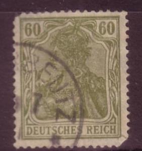 Germany Sc. # 126 Used