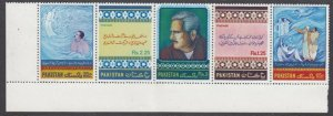 Pakistan 438-42 Mohammad Iqbal mnh