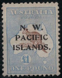 North West Pacific Islands 1916 SC 26 Mint SCV $400.00