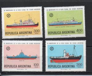 Argentina 1220-1221 MNH