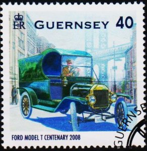 Guernsey. 2008 40p.Fine Used