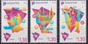Singapore 2018 Chairmanship of ASEAN  (MNH)  - The organization