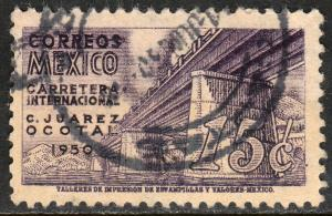 MEXICO 868, 15c Completion of Panamerican Hwy. Used. F-VF. (240)