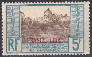 French Polynesia #130  MNH CV $9.00 (Z7736)