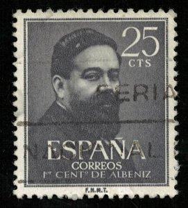 Spain, (2989-т)