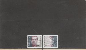 SWEDEN 1983-1984 MNH 2014 SCOTT CATALOGUE VALUE $4.50