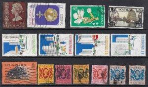 HONG KONG ^^^^#324//399a  used  collection    $$@ lar 264hk64